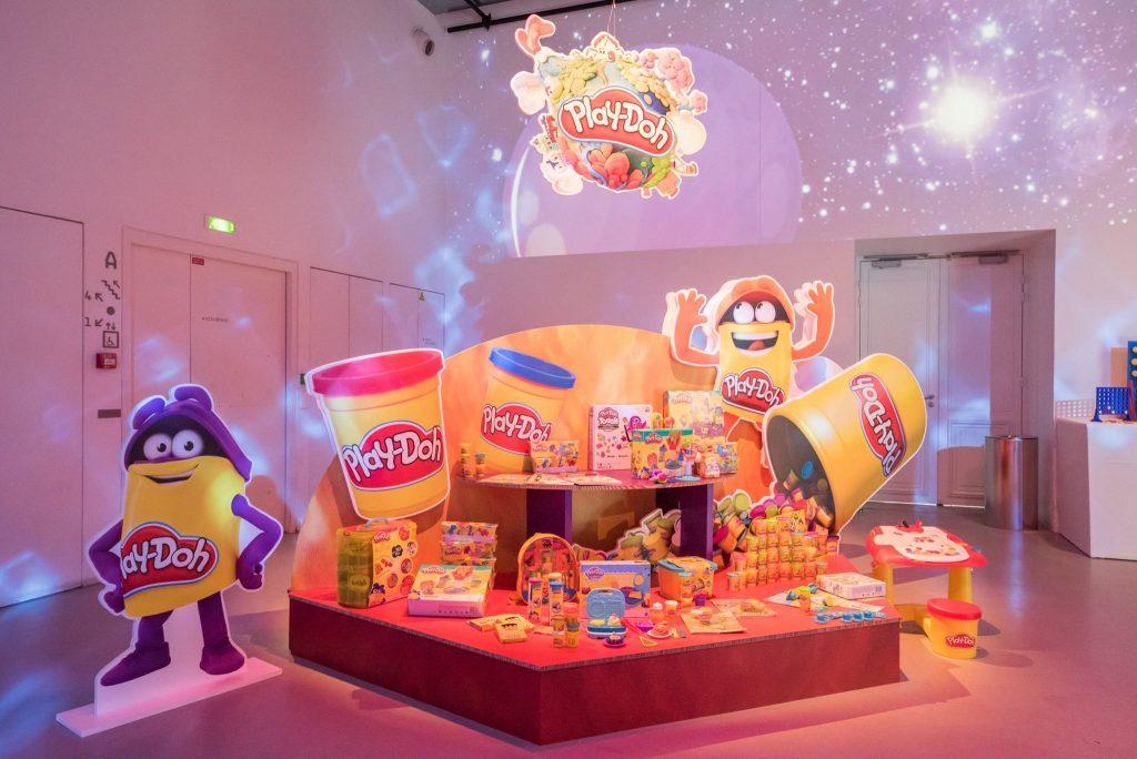 graphik retail decoration event reboard nancy convention hasbro