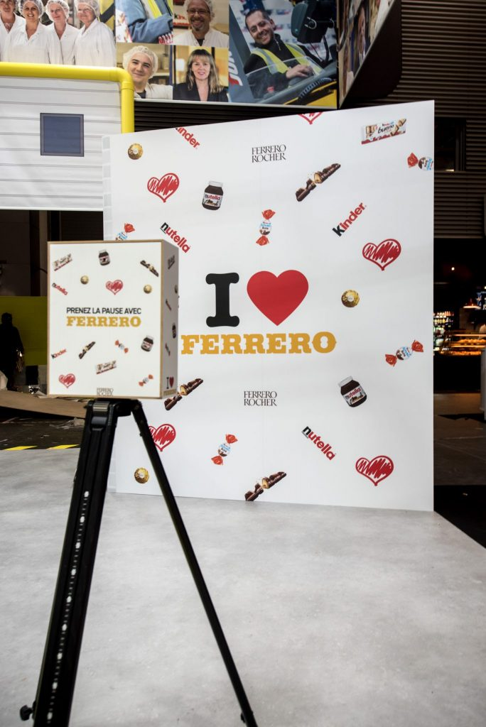 graphik retail decoration event reboard nancy ferrero